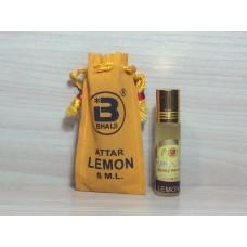 Духи индийские Лимон