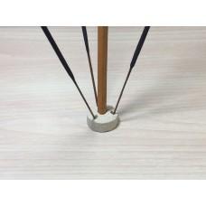 Подставка для ароматических палочек глиняная