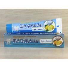 Зубная паста Соль-Лимон