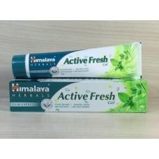 Зубная паста Active Fresh